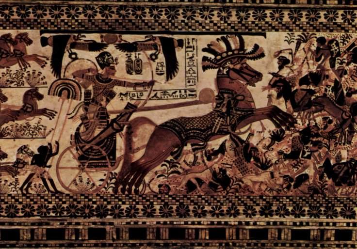 3. 이집트 전쟁궁수
